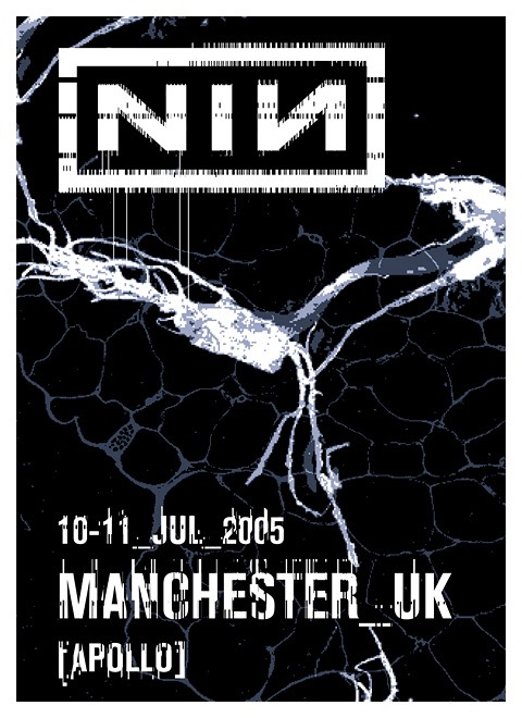 Manchester 2005 Poster