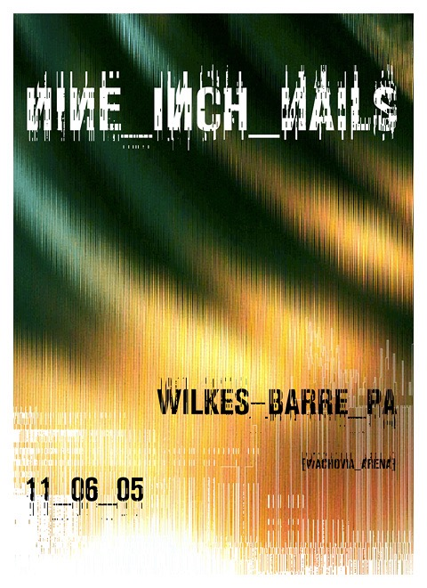 Wilkes Barre fall 05 poster