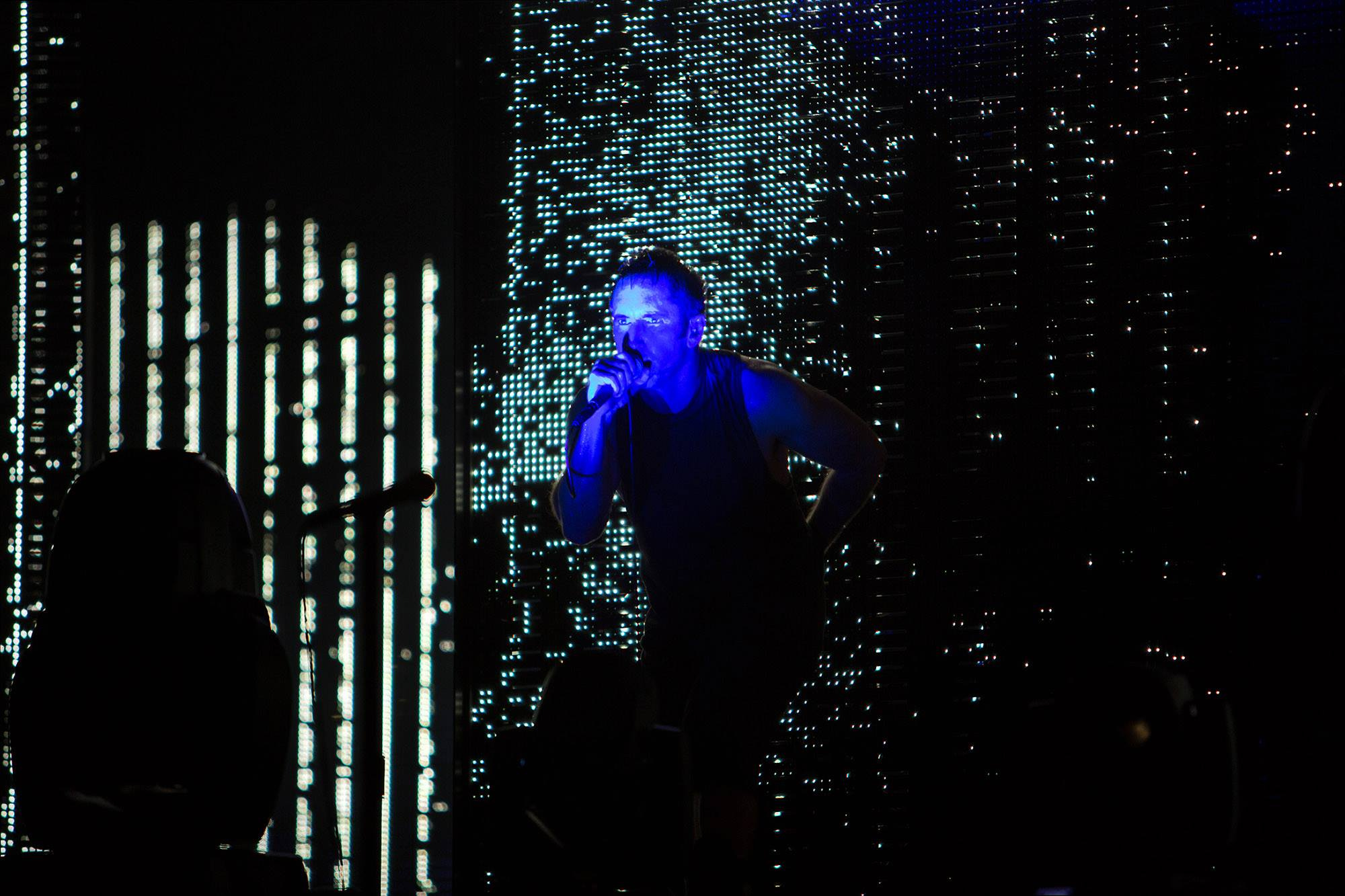 Reflecting in the Chrome: A Nine Inch Nails Live Recording Archive